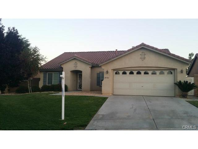 25361 Mountain Springs St. Menifee, CA 92584