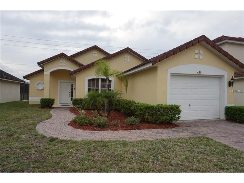 431 Robin Rd Davenport FL
