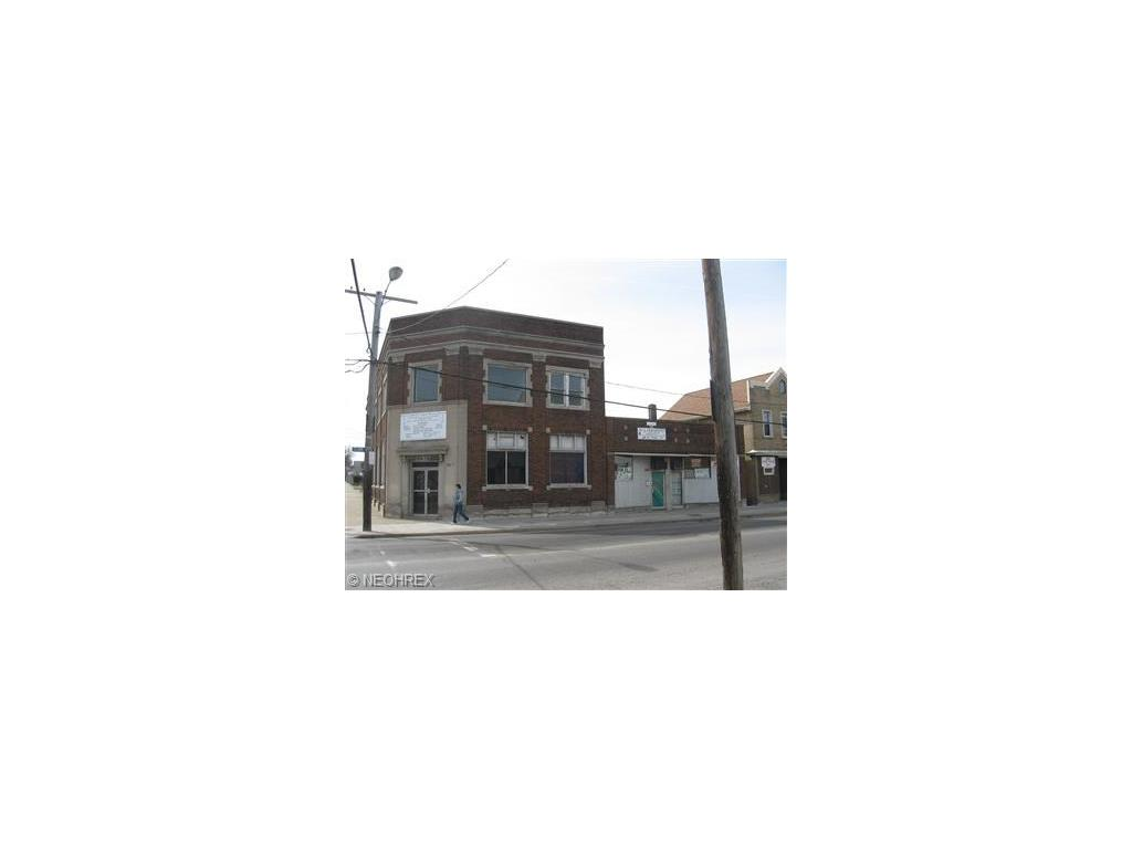 4401 Clark Ave, Cleveland, OH 44109-1122
