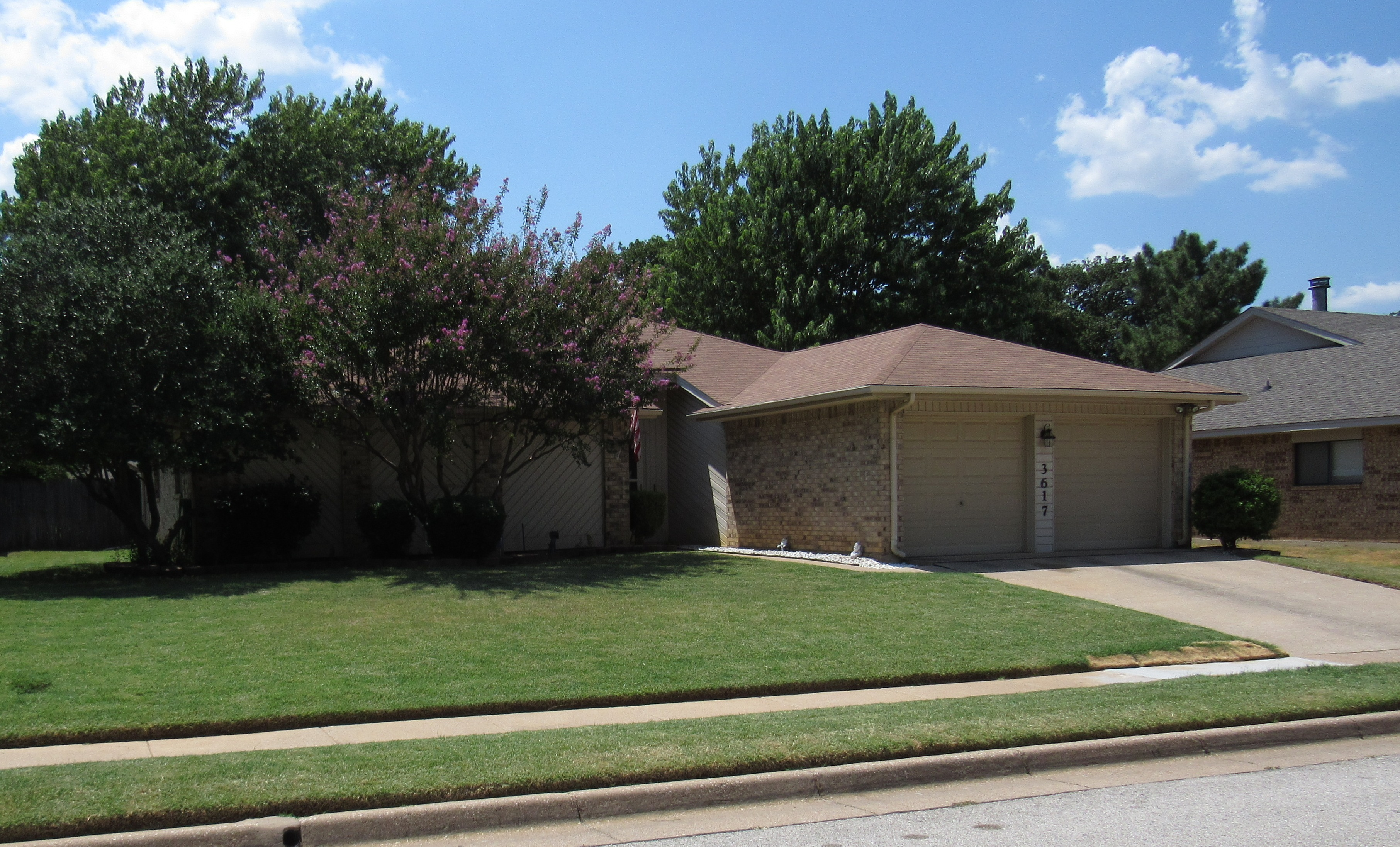 3617 Windsong, Bedford, TX 76021