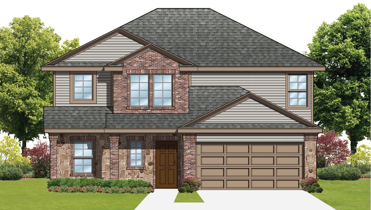 1402 Bent Grass Princeton, TX 75407