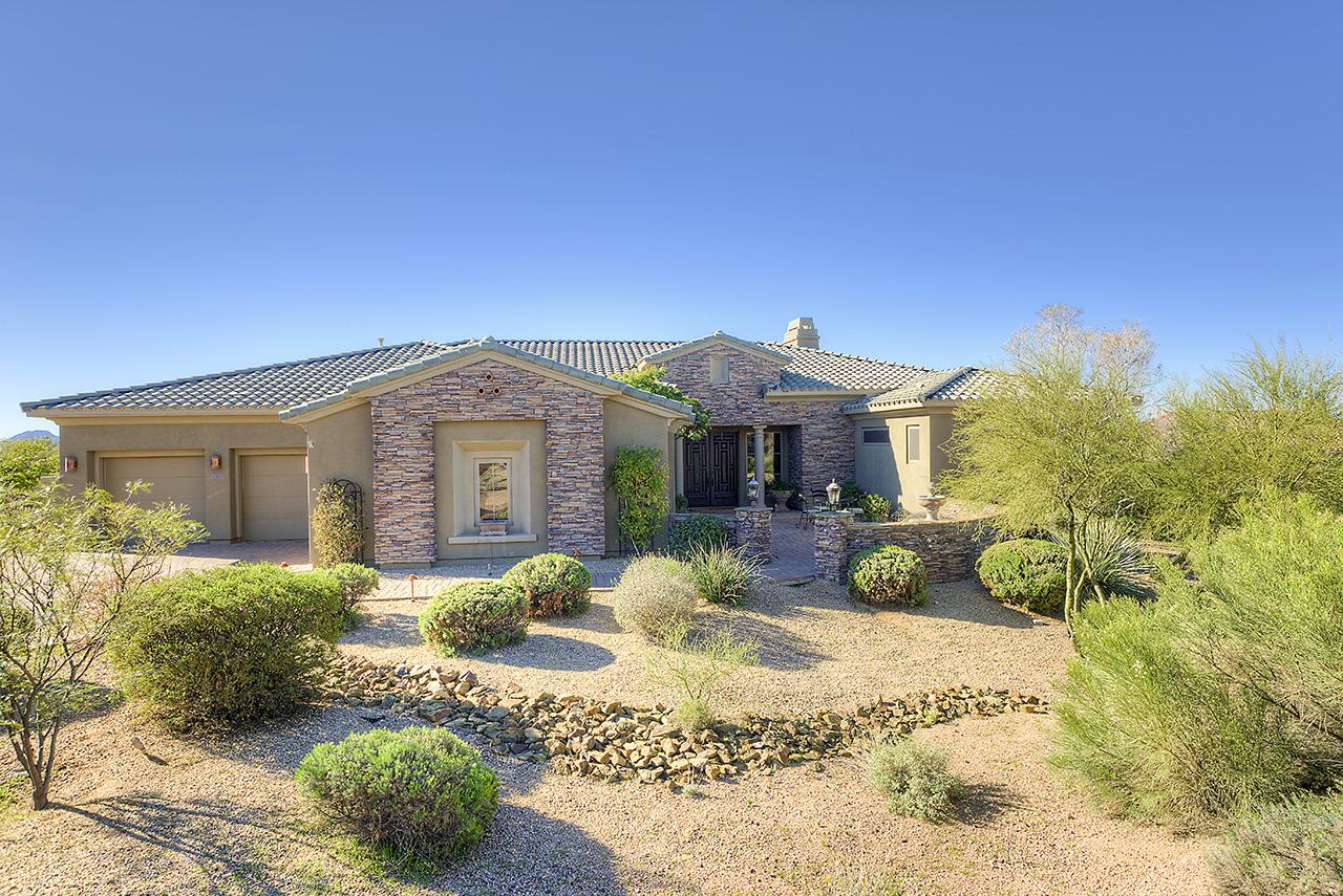 10903 E Siena Way  Scottsdale  AZ  85262