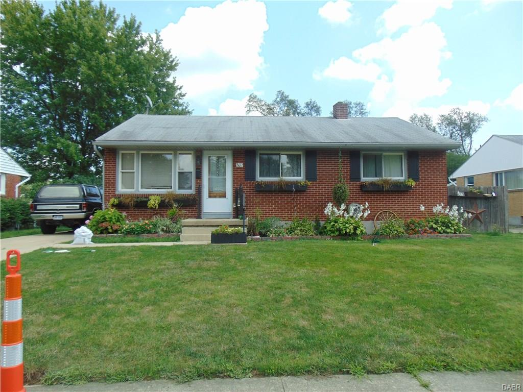 3612 Valleywood Dr. Kettering OH 45429