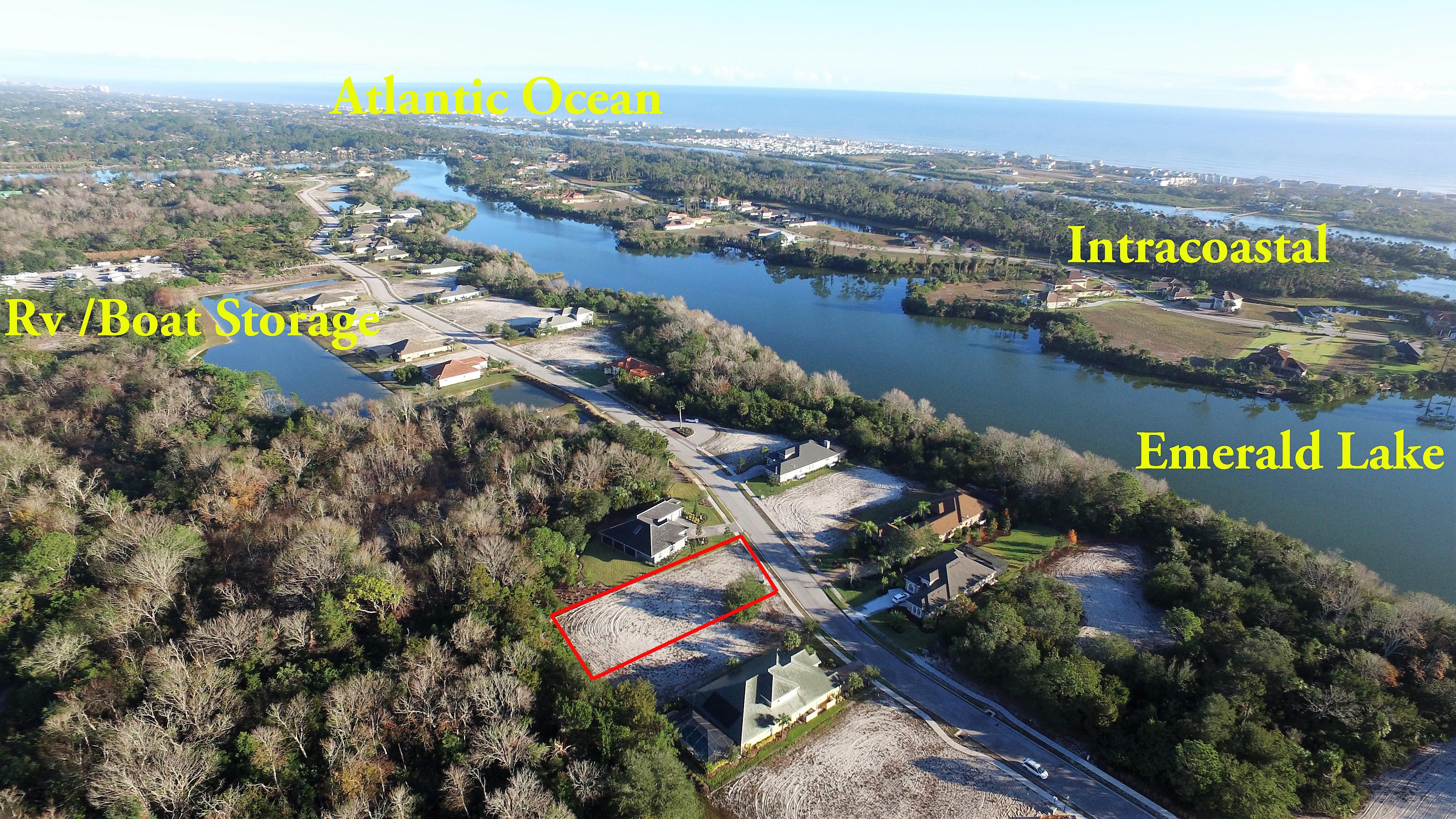 45 Lakewalk N. Palm Coast, FL  32137