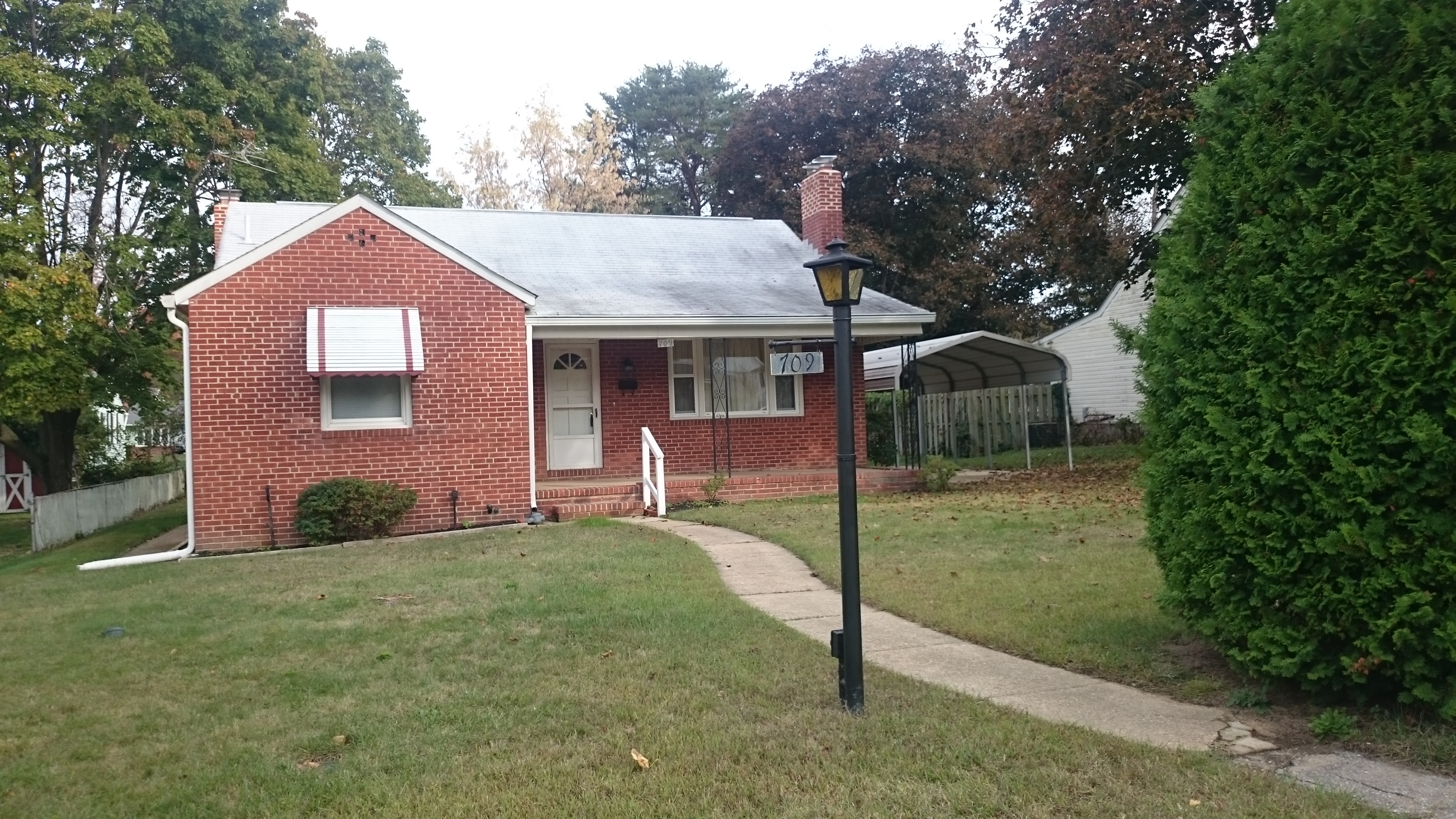 709 Wooddale Rd, Linthicum MD