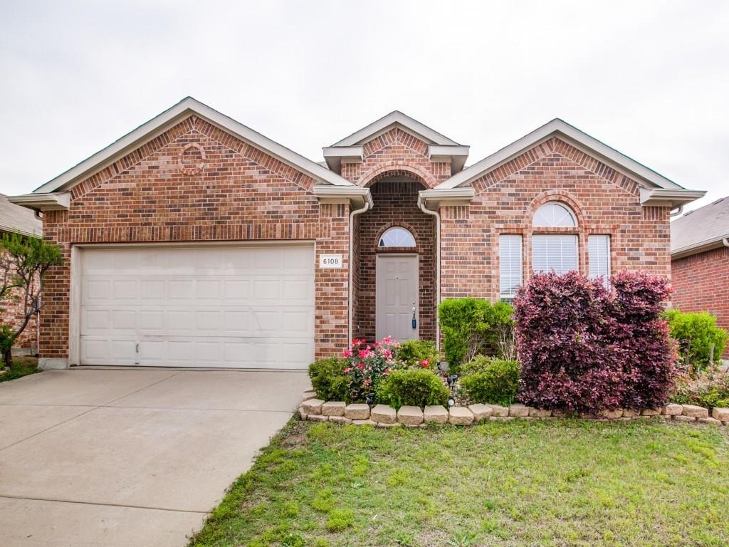 6108 Farrah Dr  Fort Worth, TX 76131