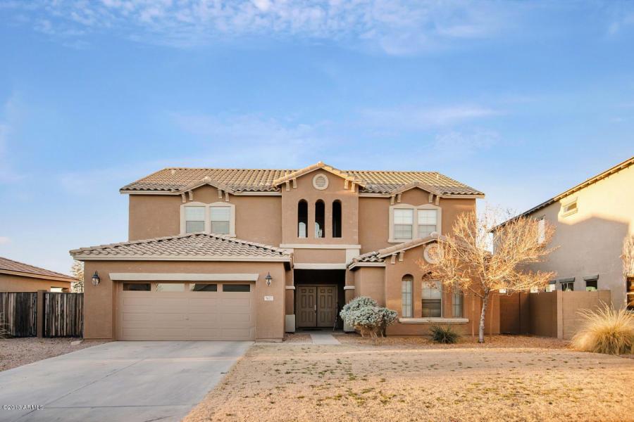 9677 E BARLEY RD Florence, AZ