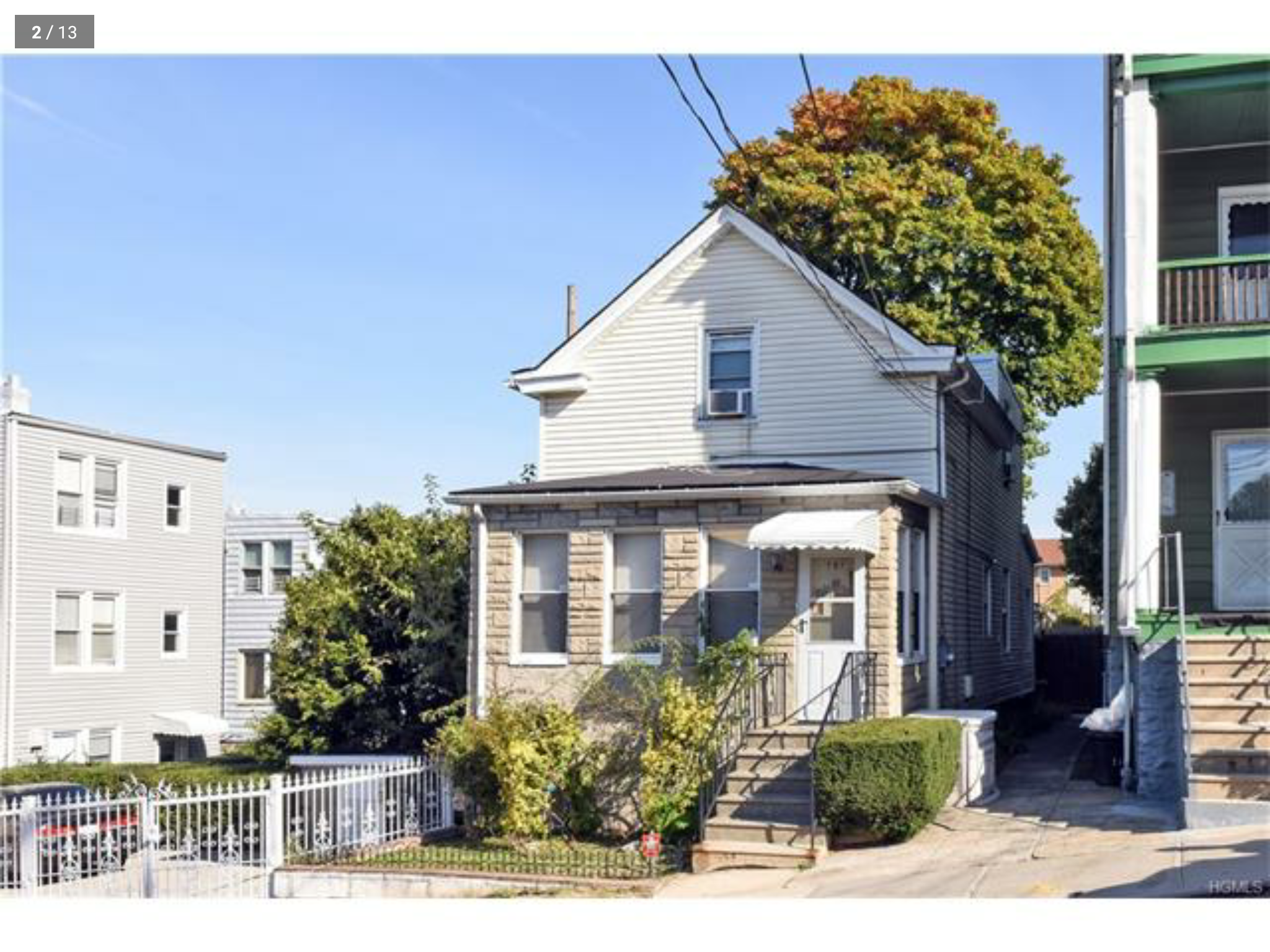 161 Webster Avenue  Yonkers, NY 10701