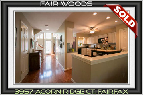 3957 Acorn Ridge CT, Fairfax VA 22030