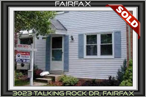 3023 TALKING ROCK DR, FAIRFAX, VA 22031