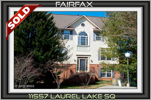 11557 LAUREL LAKE SQ, FAIRFAX, VA 22030