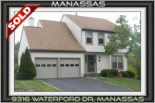 9316 WATERFORD DR, MANASSAS, VA 20110