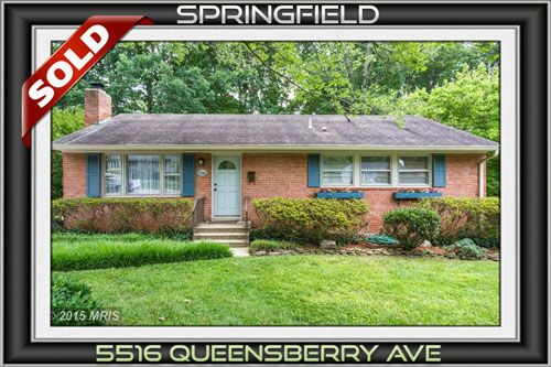 5516 QUEENSBERRY AVE, SPRINGFIELD, VA 22151