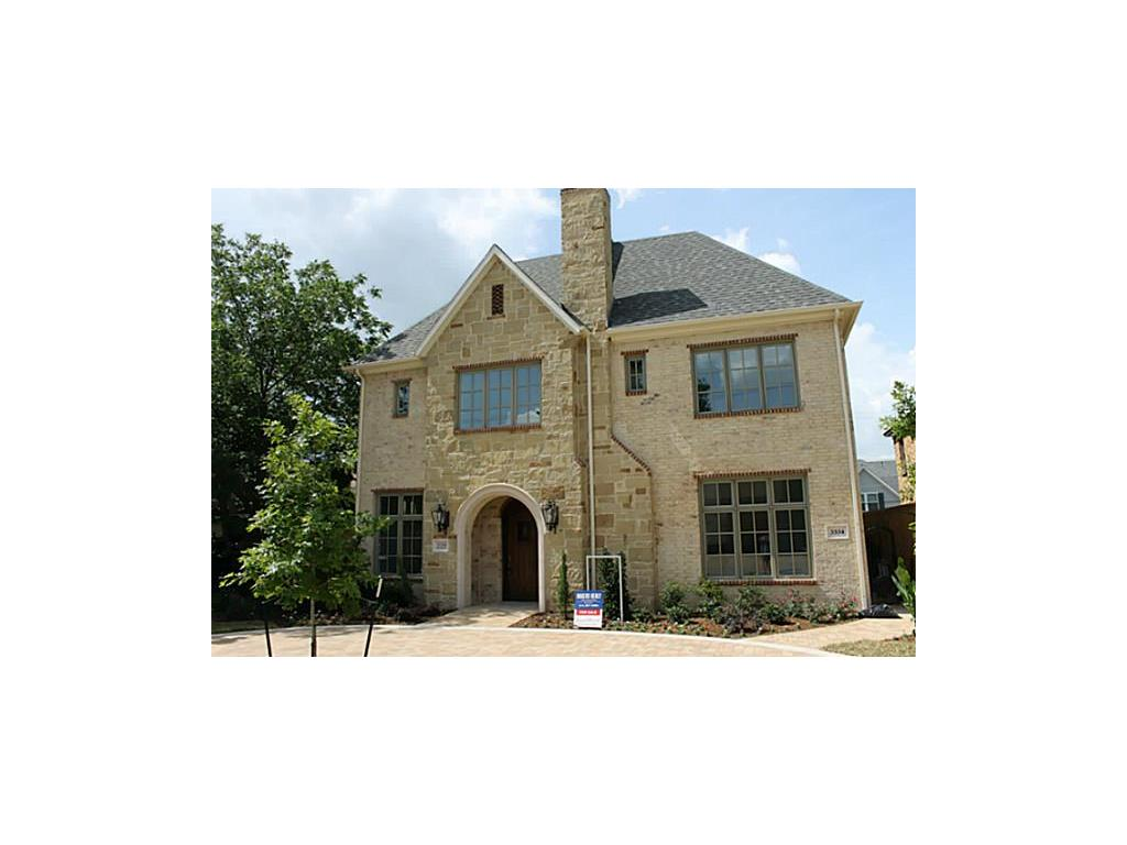3336 Rosedale Avenue Dallas, TX 75205