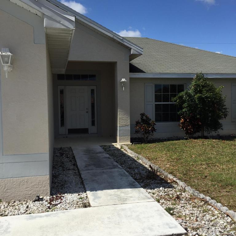 3534 SW VINCENNE ST, Port St. Lucie, FL 34953