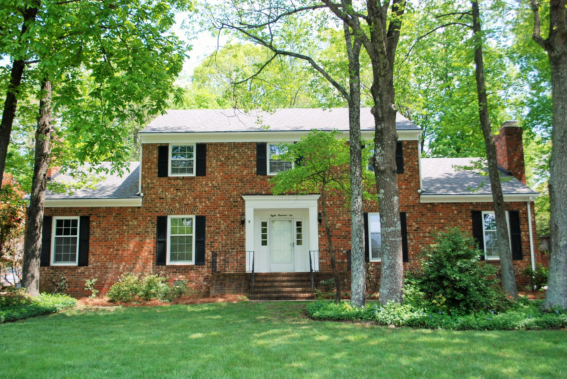 806 Westminster Dr., Greensboro, NC  27410