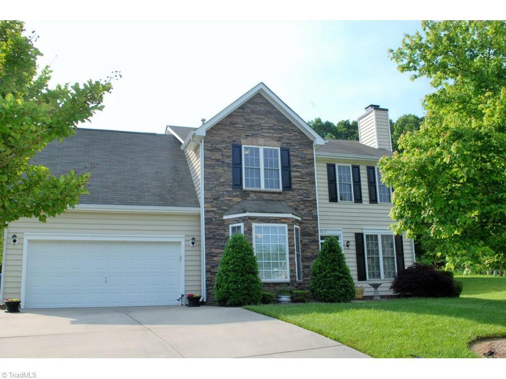 3817 Cranwell Ct., Greensboro, NC 27407