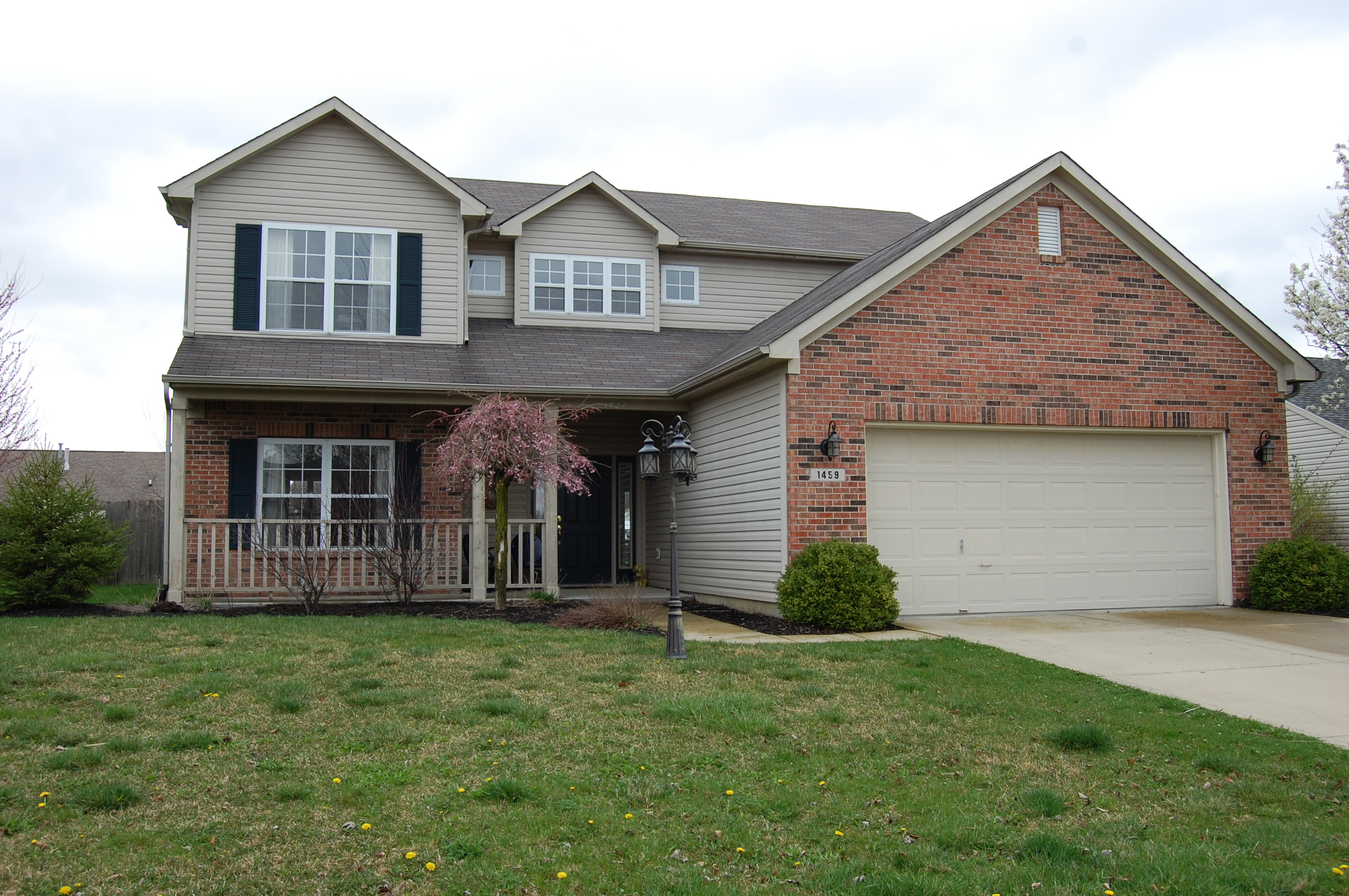 1459 Evergreen Dr. Greenfield, IN
