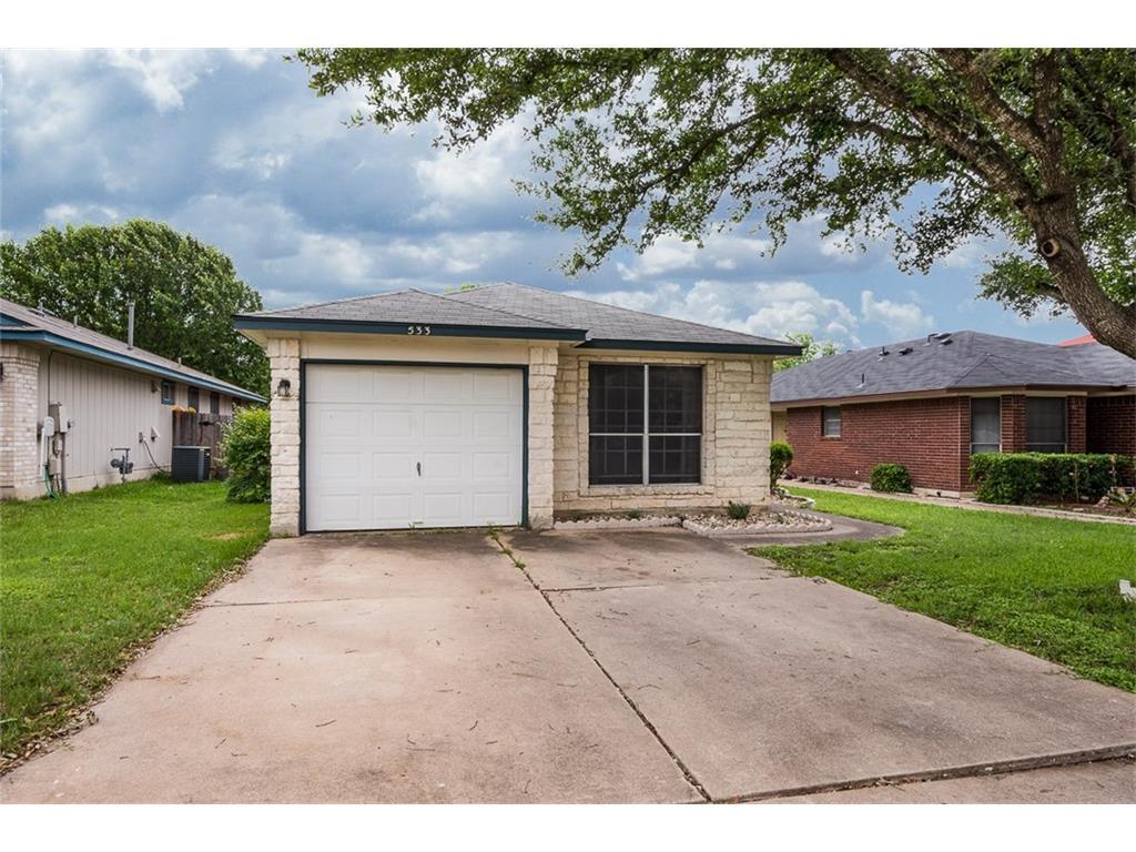 533 Shant, Austin, Texas 78748