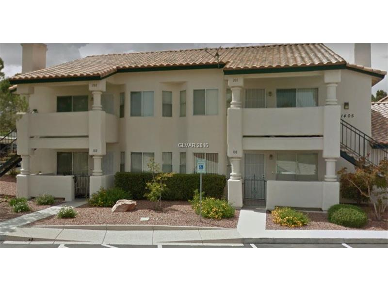 1405 Cedar Rock Lane #102, Las Vegas, NV 89128