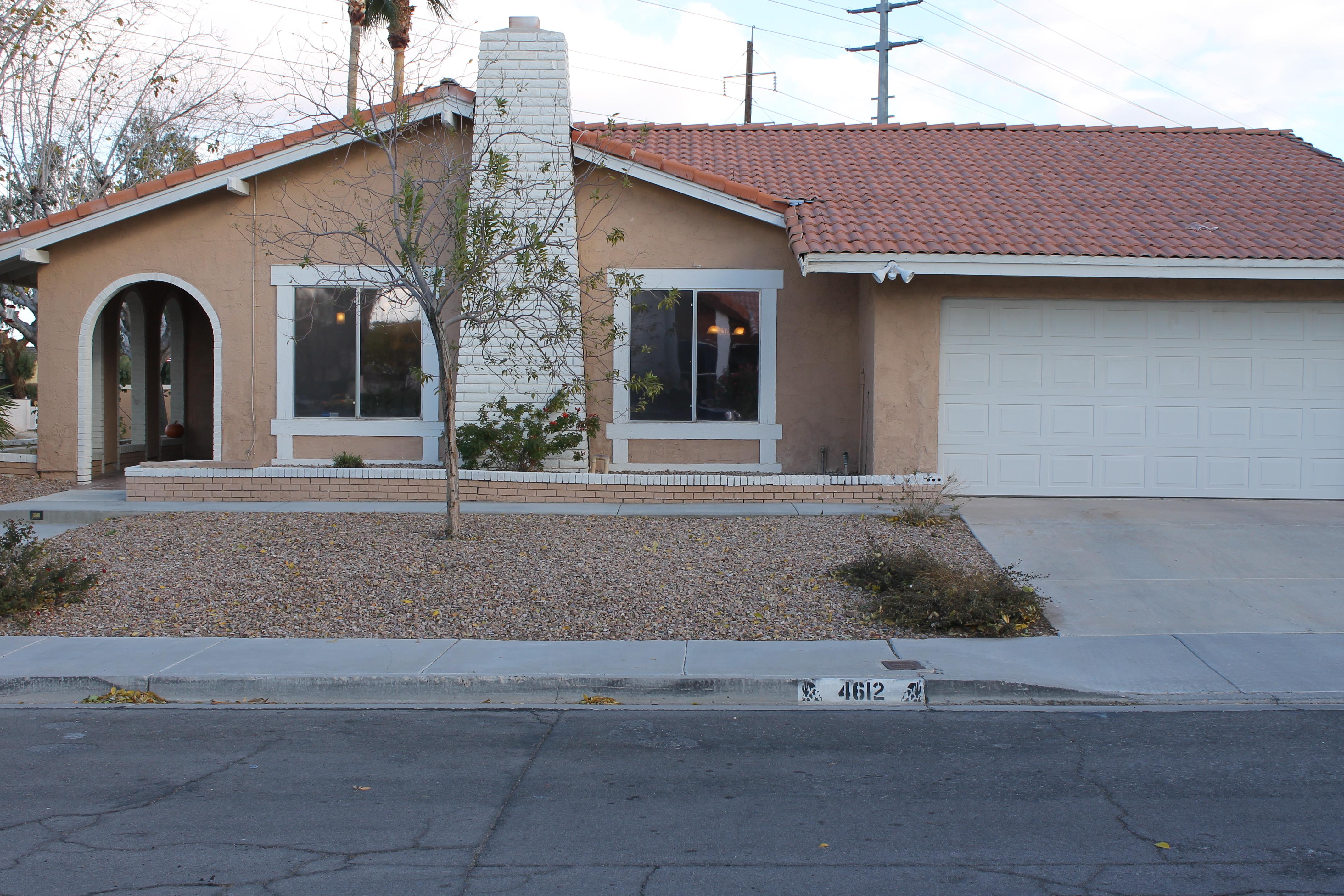 4612 Garita Street, Las Vegas, NV 89121