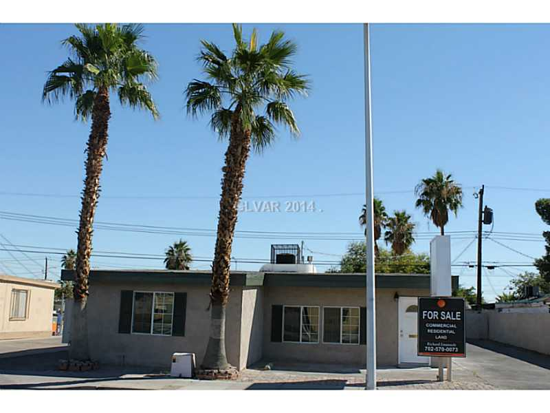 1621 South Eastern Avenue, Las Vegas, NV 89104