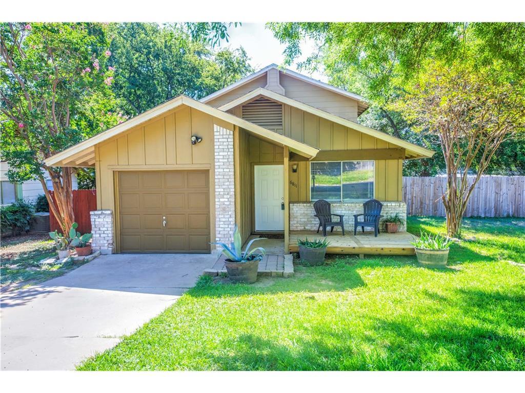 6811 Cannonleague, Austin, Texas 78745