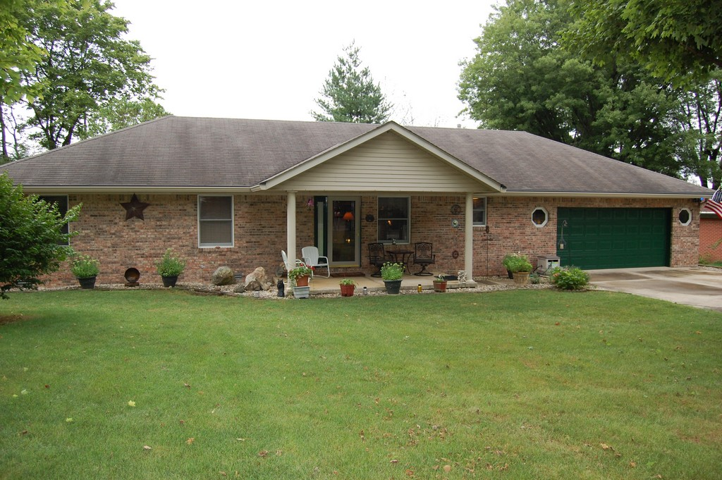 7263 S Woodrow Drive, Pendleton, IN