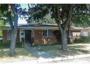 4551 Cockrell Avenue  Fort Worth, Texas 76133