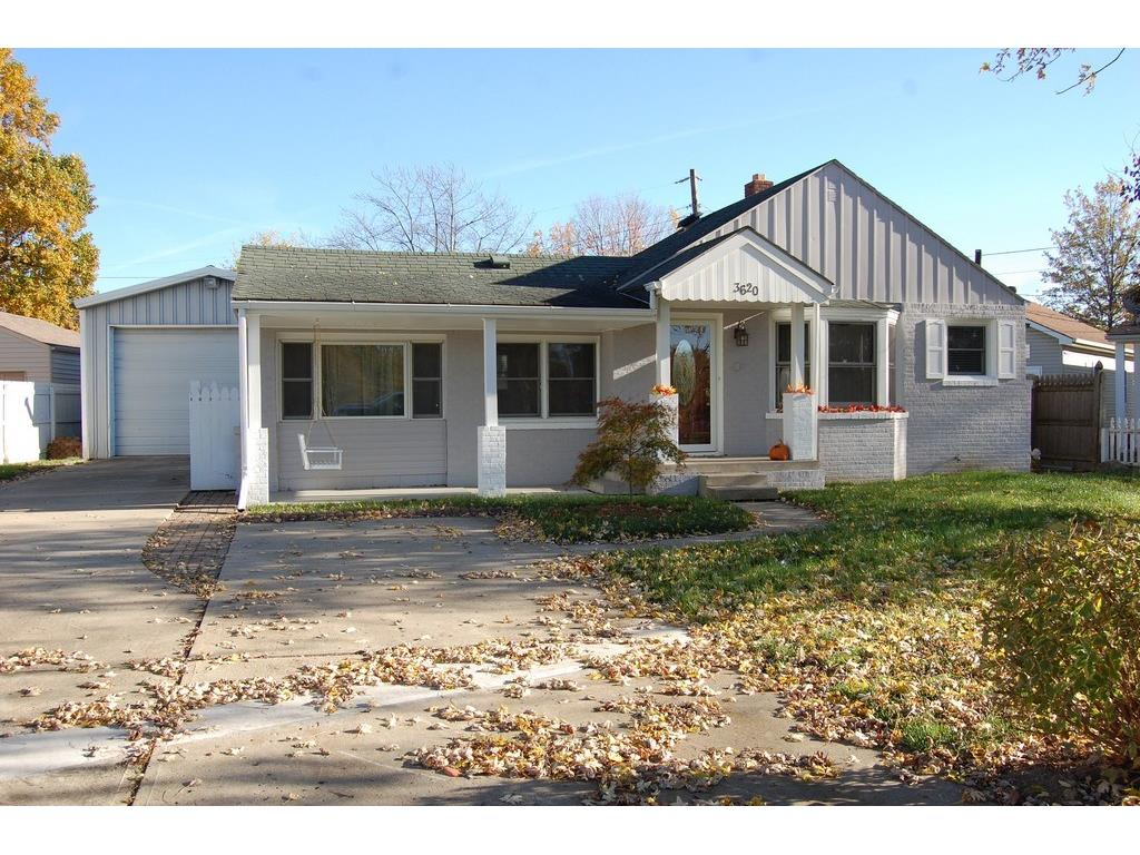 3620 Fairview Street, Anderson, IN 46013