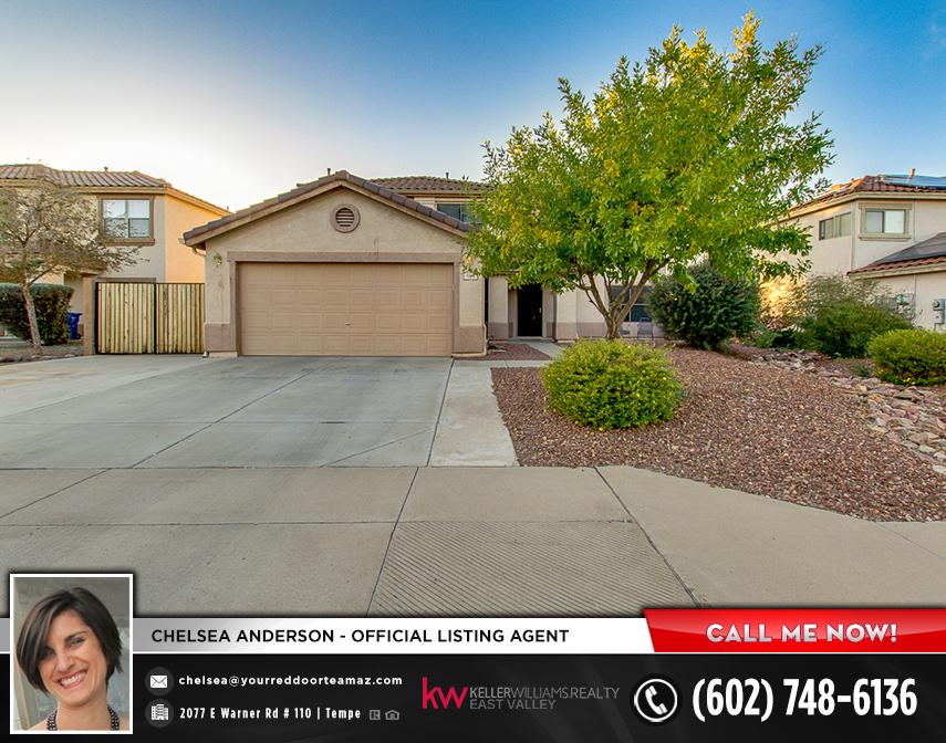 1104 S. 109th Pl., Mesa, AZ  85208