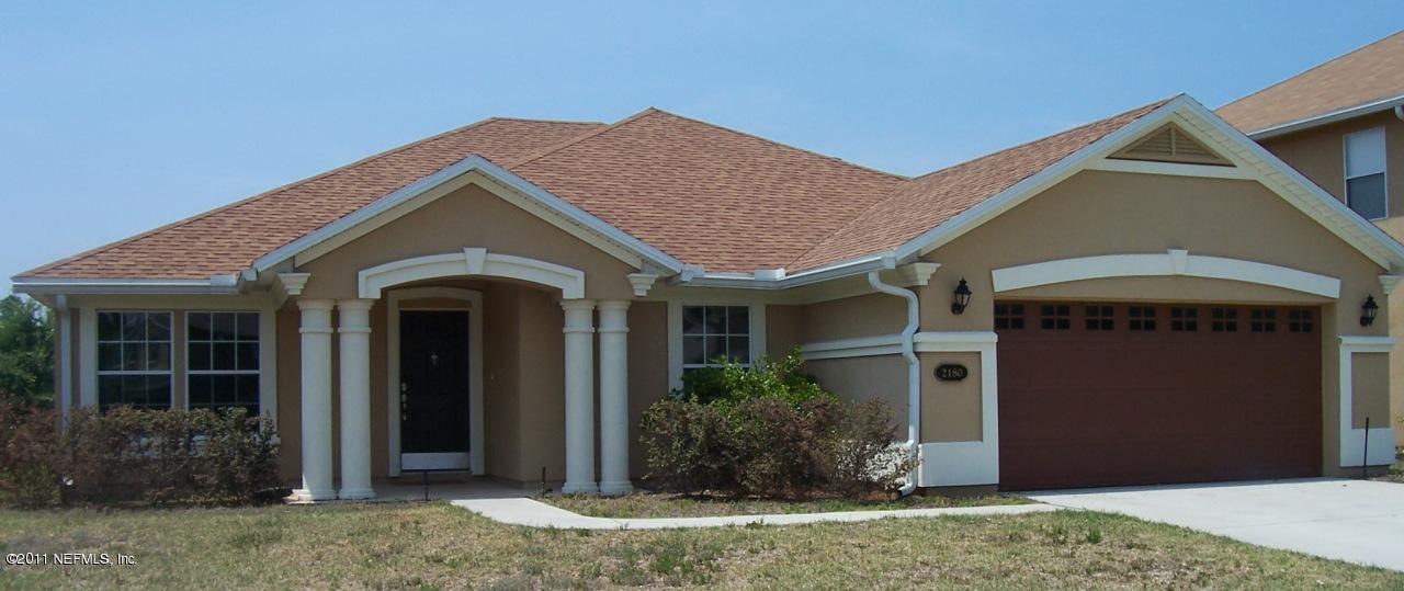 2180    TYSON LAKE DR , JACKSONVILLE , FLORIDA ; 32221