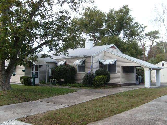 4743    Pinewood RD , JACKSONVILLE , FLORIDA ; 32210
