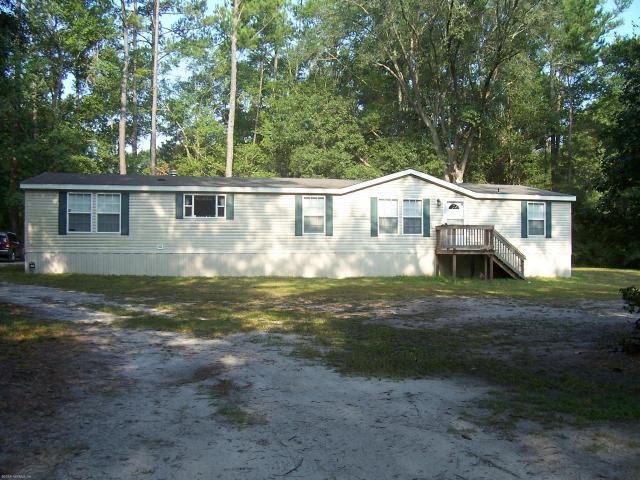 6228    CHESTNUT RD , MACCLENNY , FLORIDA ; 32063