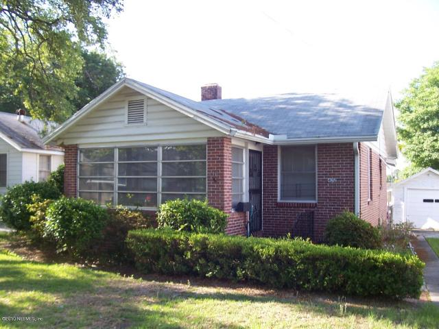 432    46th ST West , JACKSONVILLE , FLORIDA ; 32208