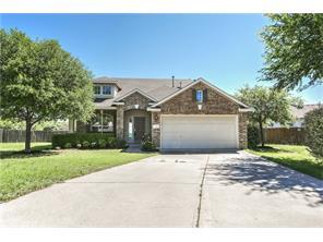 2717 BlackStone, Round Rock, Texas 78665
