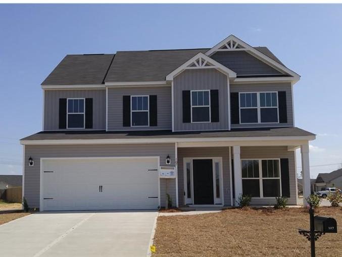 107 Windfall Drive, Guyton, Georgia 31312