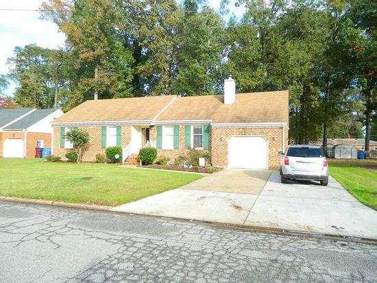 633 Rock Drive, Chesapeake, VA, 23323