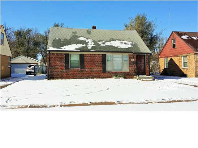 1821, N. Minnesota Ave., Wichita, KS