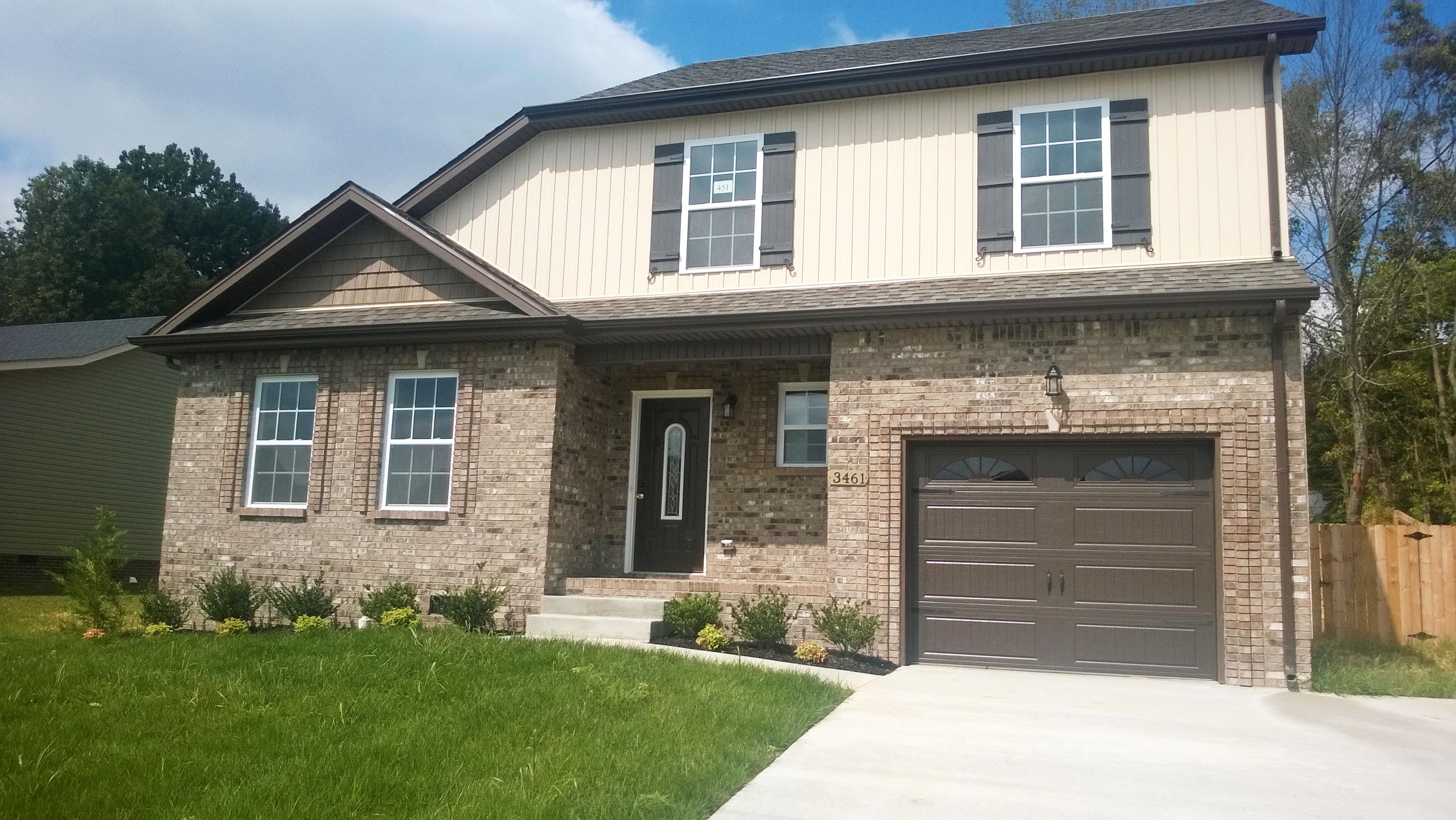 3461 Bradfield Drive Clarksville, TN 37042