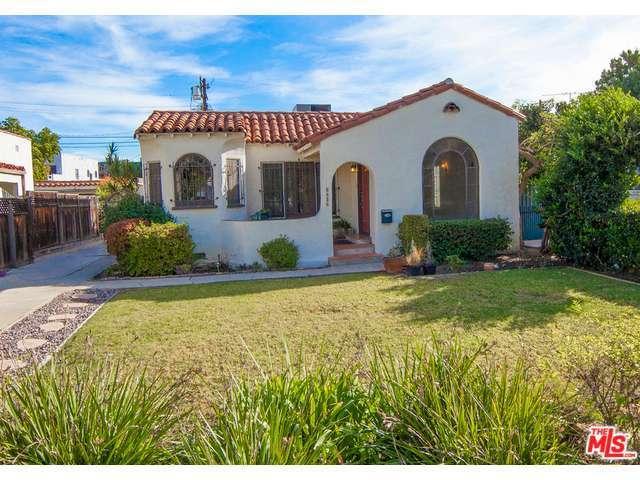 1626 S Garth Ave. Los Angeles, Ca. 90035
