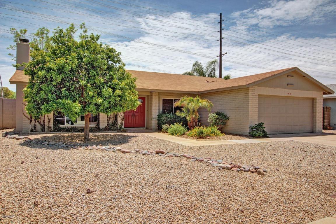 1033 W. Peralta Ave, Mesa, AZ 85210