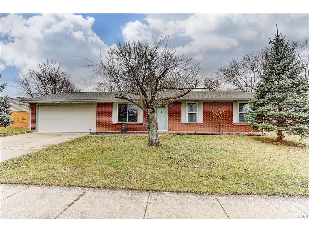 6750 Summerdale Drive, Huber Heights, OH 45424
