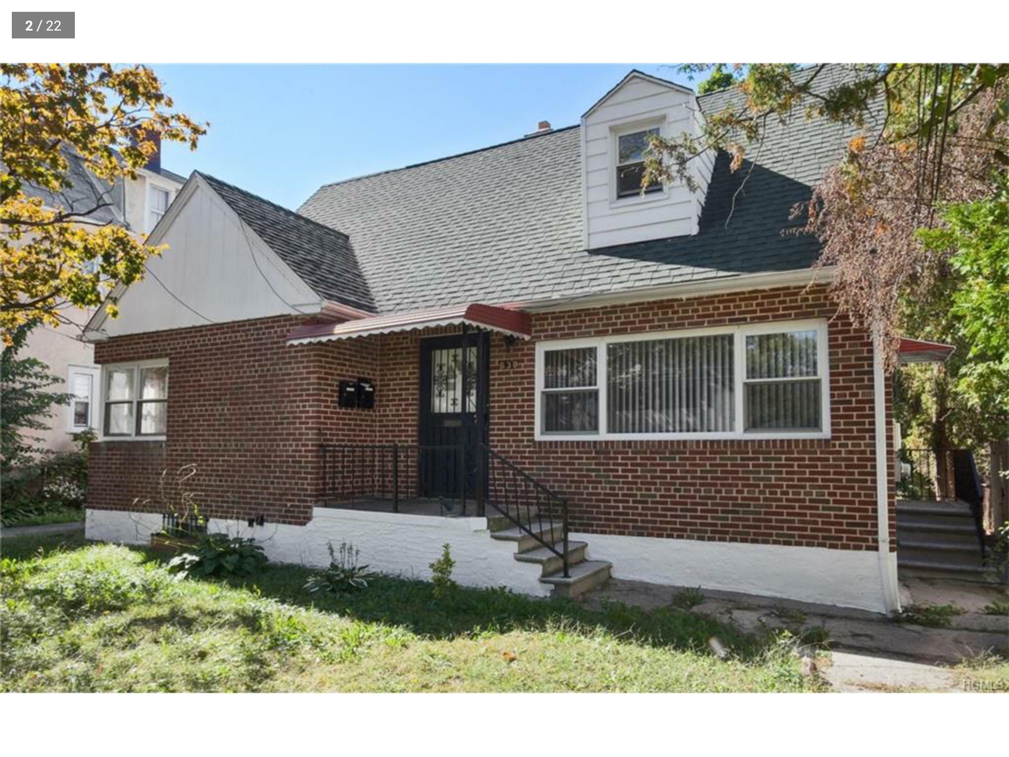 530 South 9th Avenue  Mount Vernon, NY 10550