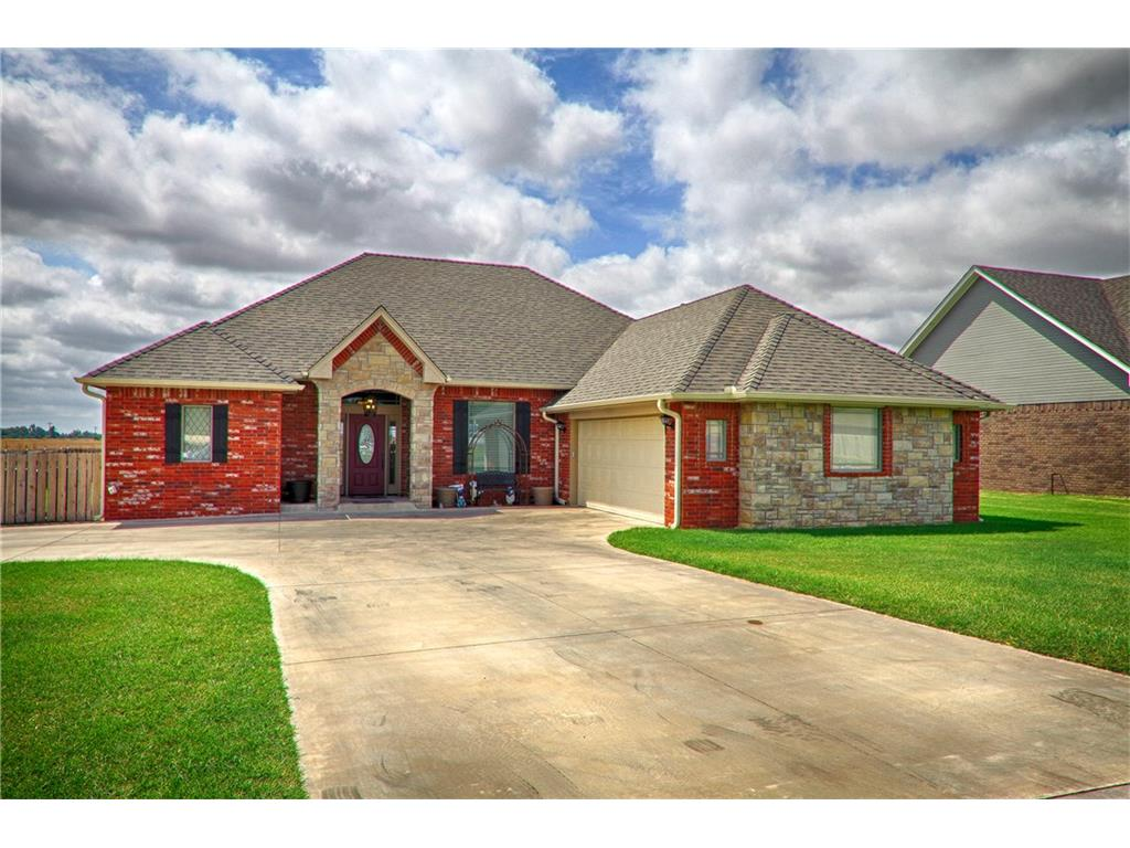 10 Southpointe Ave. Tuttle, OK 73089