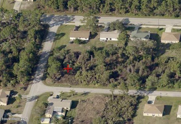 0 Corner Parham Newport, Palm Bay, FL 32909