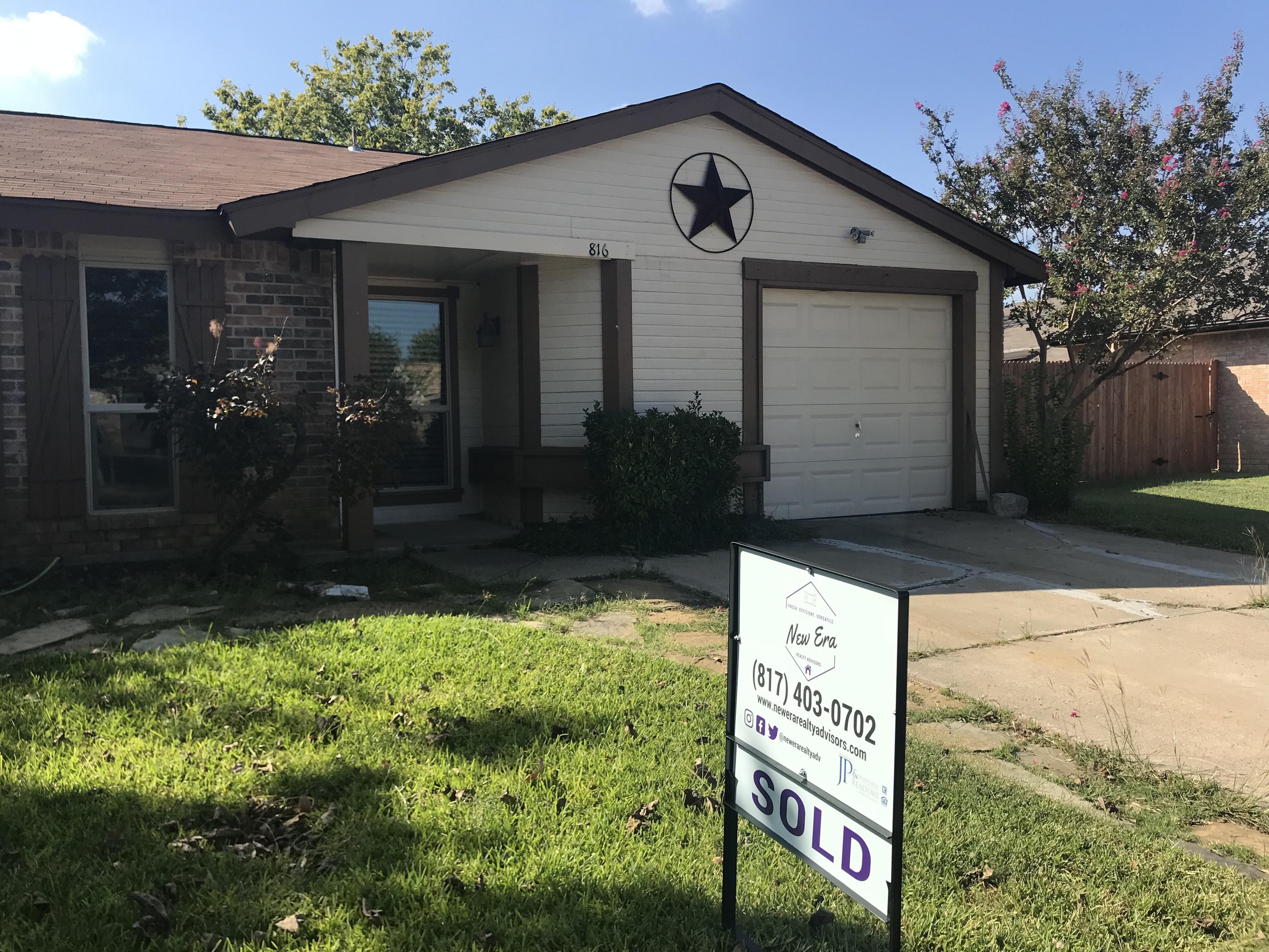 816 Edgemont Drive Arlington, TX 76017