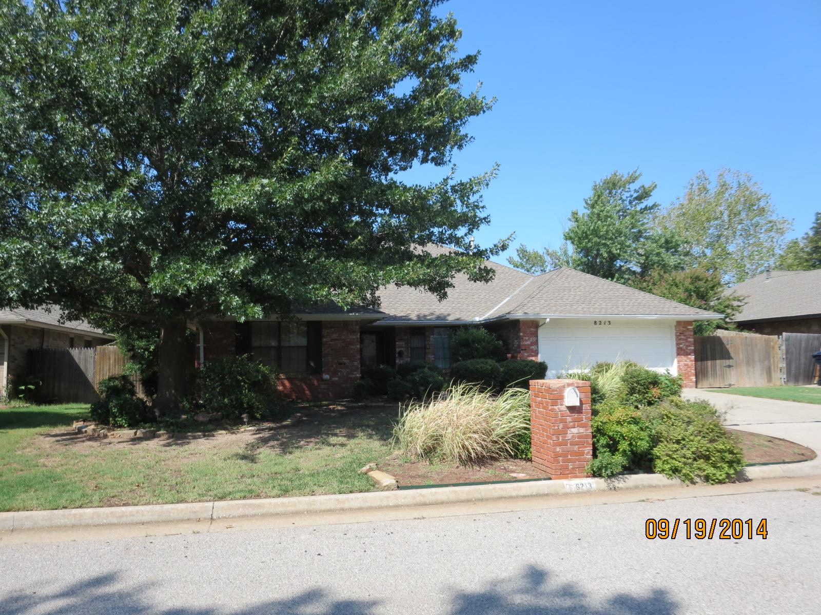 8213 Canna Ln, Oklahoma City, OK 73132
