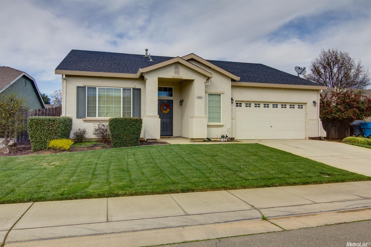 605 Nightingale Way, Wheatland, CA 95692