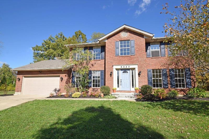 9022 Rich Woods Ct, Deerfield Twp.,Ohio 45140